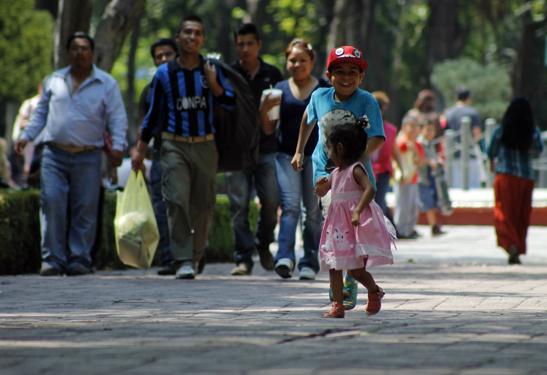 Alameda-Hidalgo-punto-de-encuentro-en-el-Centro-Histórico-de-Querétaro