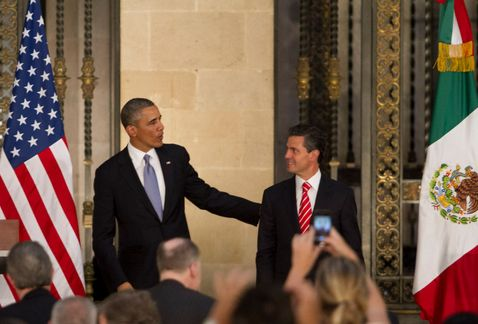 reunion-Barack_Obama-Enrique_Pena-EU-Mexico_MILIMA20140218_0178_11